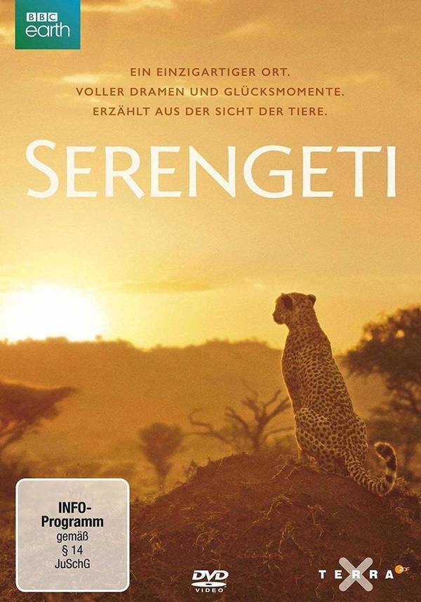"""Erzählt aus der Sicht der Tiere: Wir verlosen die spannende Mini-Serie """"SERENGETI"""""""