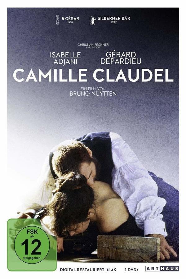 """Wir verlosen die 30th-Anniversary-Edition des Filmklassikers """"Camille Claudel"""" auf DVD und BD"""