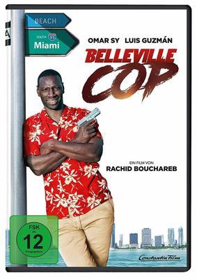 """Mit Omar Sy auf Verbrecherjagd: Wir verlosen """"Belleville Cop"""" auf DVD und BD"""