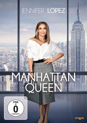 """Jennifer Lopez ist die """"Manhattan Queen"""" und wir verlosen den Film auf DVD und BD"""