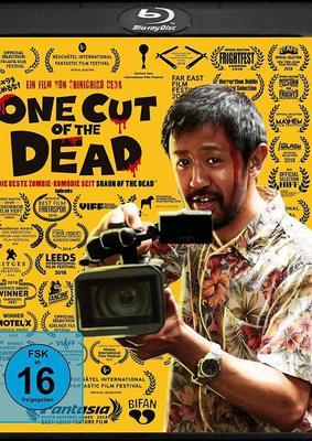 """Dieser Film ist schon jetzt Kult! Macht mit und gewinnt """"One Cut of the Dead"""" auf BD"""