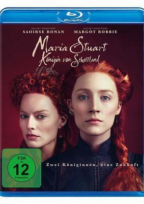 """Margot Robbie vs. Saoirse Ronan: Wir verlosen """"Maria Stuart, Königin von Schottland"""" auf BD"""