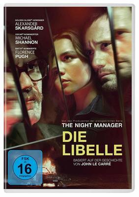 """Vom Regisseur von """"Oldboy"""": Wir verlosen die Mini-Serie """"Die Libelle"""" auf DVD"""