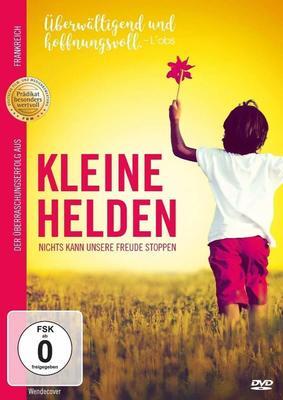"""Berührend und nah: Wir verlosen die Doku """"Kleine Helden"""" auf DVD"""