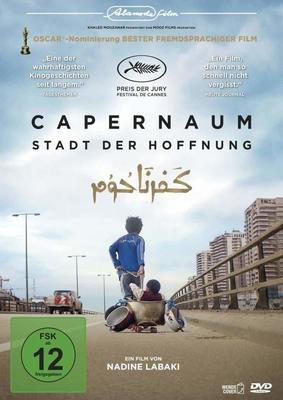 """Filmperle aus dem Lebanon: Wir verlosen """"Capernaum - Stadt der Hoffnung"""" auf DVD"""