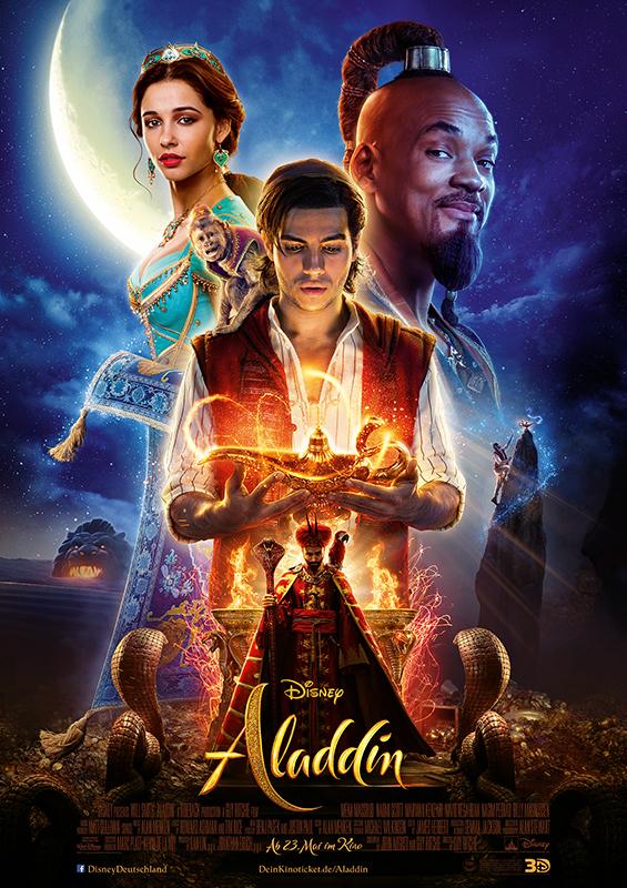 """Tausendundeine Nacht: Zum Kinostart von Disneys """"Aladdin"""" verlosen wir tolle Fan-Pakete"""