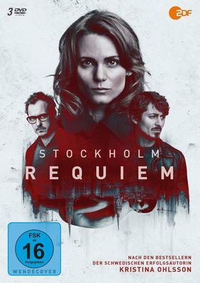 """Verbrechen in Schweden: Wir verlosen die spannende Krimi-Serie """"Stockholm Requiem"""" auf DVD"""