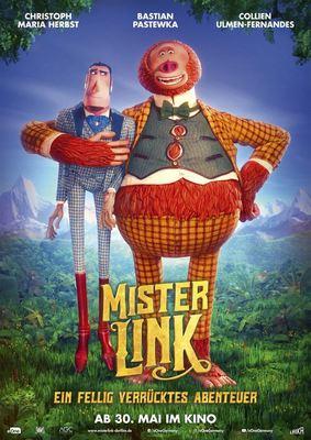 """Der neue Film des Animationsstudios Laika: Zum Kinostart von """"Mister Link - Ein fellig verrücktes Abenteuer"""" verlosen wir tolle Fan-Pakete"""