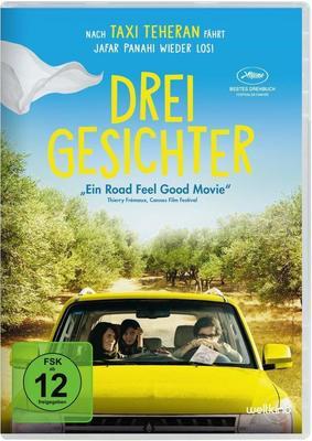 """Nach """"Taxi Teheran"""": Wir verlosen den Feel-Good-Road-Trip """"Drei Gesichter"""" auf DVD"""