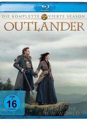 """Wir verlosen die vierte Staffel der gefeierten Serie """"Outlander"""" auf BD"""