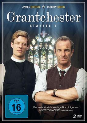 """Englische Ermittlungen: Wir verlosen Staffel 1 der britischen Krimiserie """"Grantchester"""" auf DVD"""