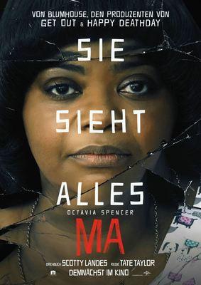 """Zum Kinostart von """"Ma - Sie sieht alles"""" verlosen wir Filmposter"""