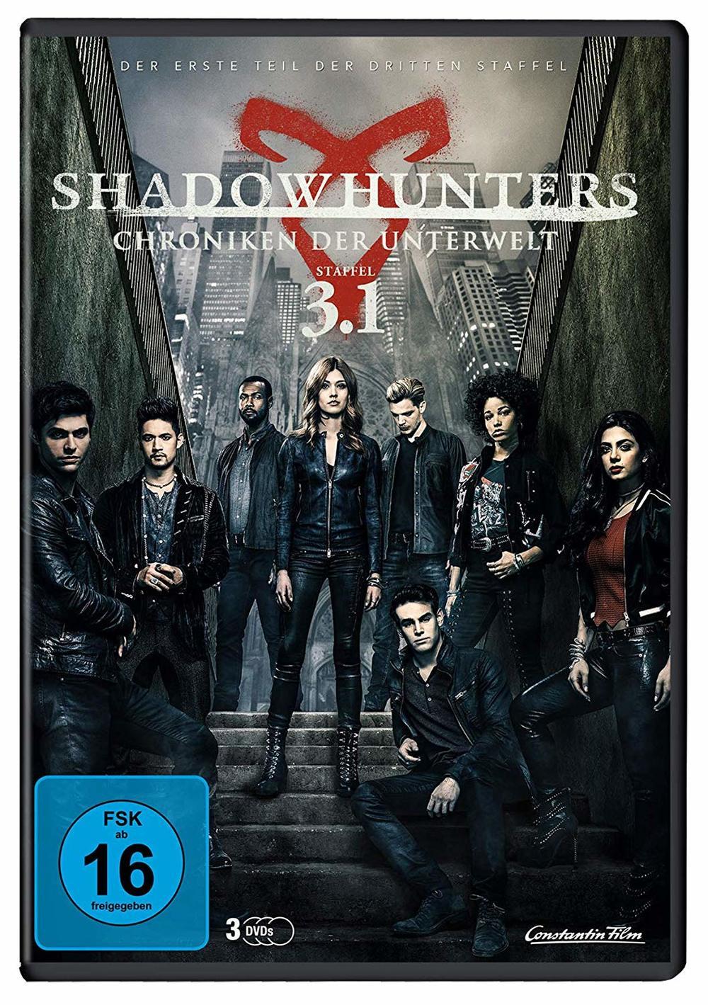 """Der Kampf in der Finsternis geht weiter: Wir verlosen """"Shadowhunters"""" Staffel 3.1 auf DVD oder BD"""