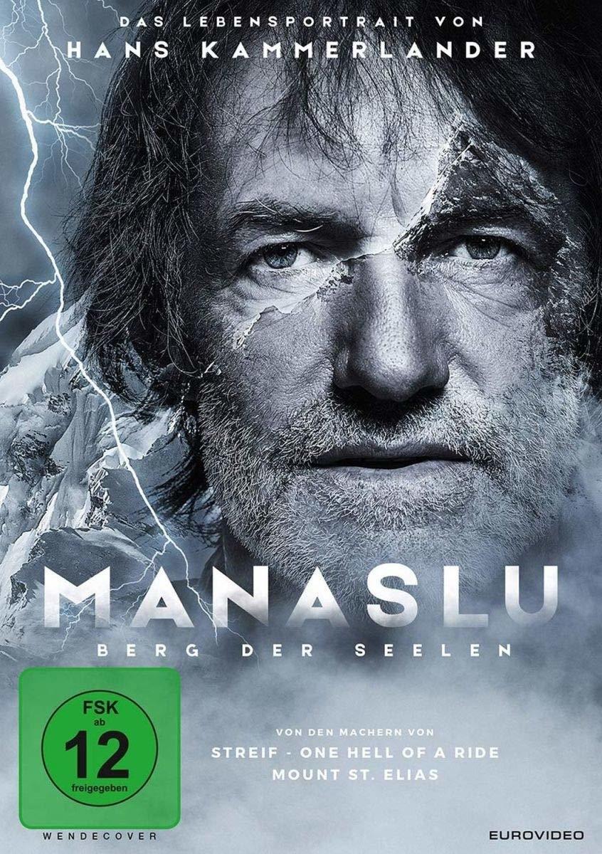 """Das Leben von Hans Kammerlander: Wir verlosen die Dokumentation """"Manaslu - Berg der Seelen"""" auf DVD oder BD"""