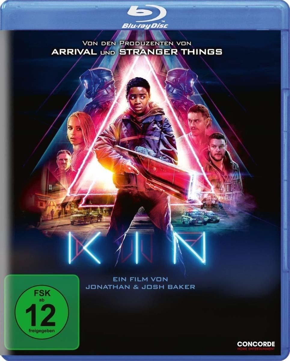 """Mit überirdischen Hightech-Waffe: Wir verlosen tolle Fan-Pakete zum Sci-Fi-Action-Thriller """"KIN"""""""