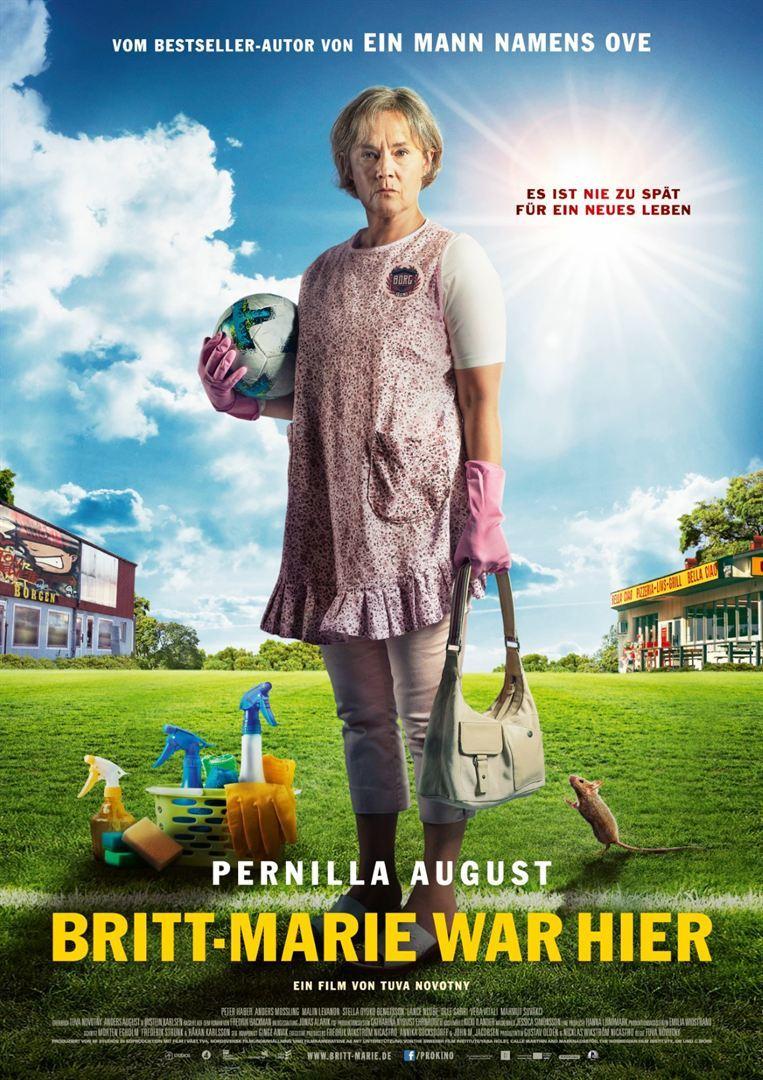 """Es ist nie zu spät für ein neues Leben: Zum Kinostart von """"Britt-Marie war hier"""" verlosen wir tolle Fan-Pakete"""