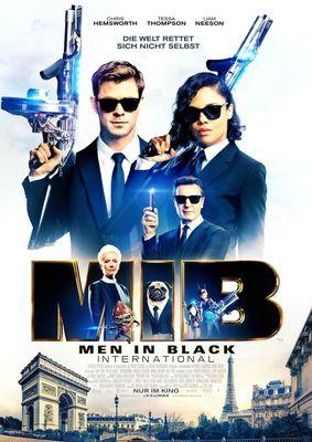 """Die schwarzen Anzüge sind zurück: Zum Kinostart von """"Men In Black: International"""" verlosen wir ein tolles Fan-Paket"""