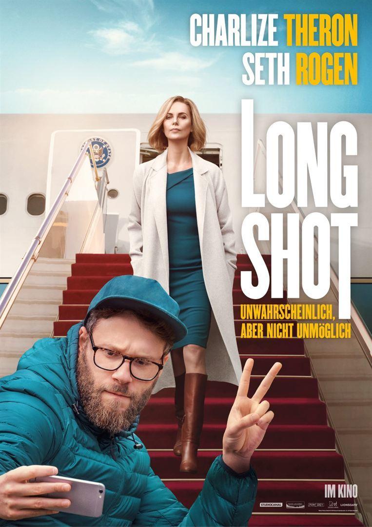 """Wo die Liebe hinfällt: Zum Kinostart von """"Long Shot - Unwahrscheinlich, aber nicht unmöglich"""" verlosen wir tolle Fan-Pakete"""