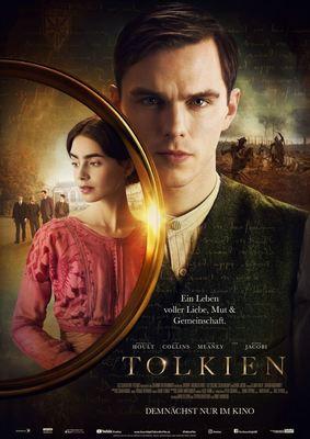"""Wir verlosen zum Kinostart von """"Tolkien"""" Freikarten und legen das Poster noch obendrauf"""
