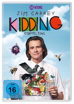 """Jim Carrey in Bestform: Macht mit und gewinnt die erste Staffel """"Kidding"""" auf DVD"""