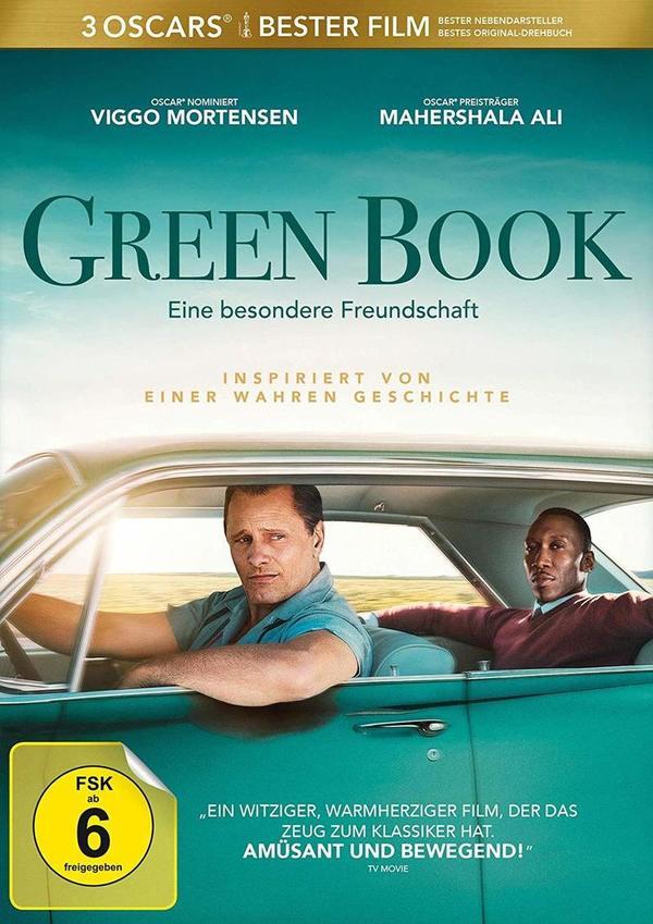 """Nach einer wahren Geschichte: Zum Heimkinostart von """"Green Book - Eine besondere Freundschaft """" verlosen wir die DVD oder die BD"""
