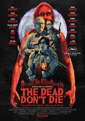 """Spaß mit Zombies: Wir verlosen zum Kinostart von """"The Dead Don't Die"""" das Poster zum Film"""