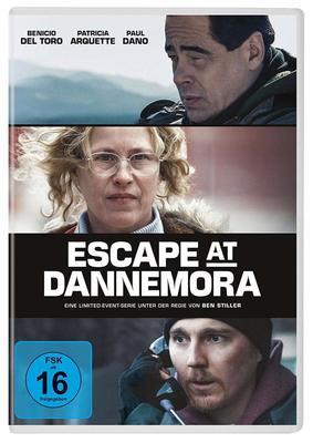 """Eine spektakuläre Flucht: Wir verlosen die spannende Mini-Serie """"Escape at Dannemora"""" auf DVD"""