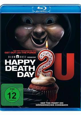 """Und täglich grüßt der Tod: Wir verlosen die Mystery-Horror-Fortsetzung """"Happy Deathday 2U"""" auf BD"""