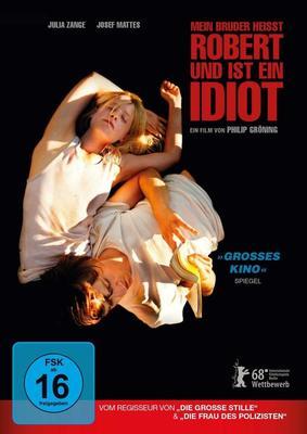 """Eine erschüternde Geschichte über das Erwachsenwerden: Wir verlosen das Drama """"Mein Bruder heißt Robert und ist ein Idiot"""" auf DVD"""
