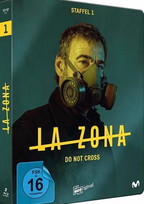 """In der Sperrzone: Wir verlosen die spannende spanische Serie """"La Zona - Do Not Cross"""" auf BD"""