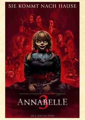 """Gruselfreunde aufgepasst: Wir verlosen Freikarten zu """"Annabelle 3"""""""