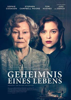 """""""Geheimnis eines Lebens"""": Wir verlosen Freikarten zum Spionage-Drama mit Judi Dench"""