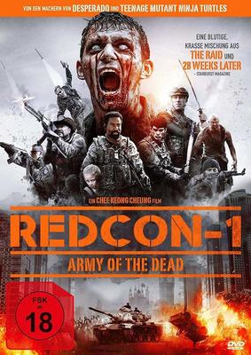 "Zombies vs. Soldaten: Wir verlosen den Martial-Arts-Zombie-Actioner ""Redcon-1 - Army of the Dead"" auf DVD und BD"