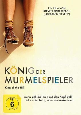 "Wir verlosen den Steven Soderbergh Film ""König der Murmelspieler"" als Mediabook"