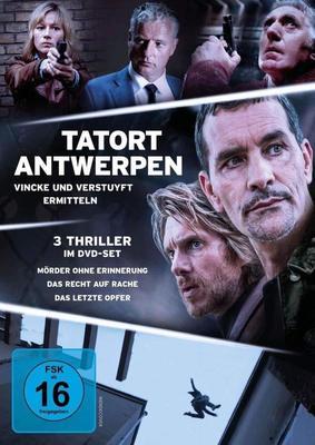 """Belgische Hochspannung: Wir verlosen """"Tatort Antwerpen"""" auf DVD"""