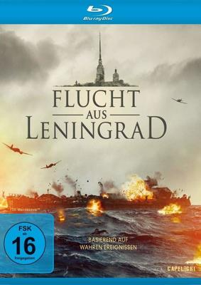 """Wir verlosen das packende Kriegsdrama """"Flucht aus Leningrad"""" auf BD"""