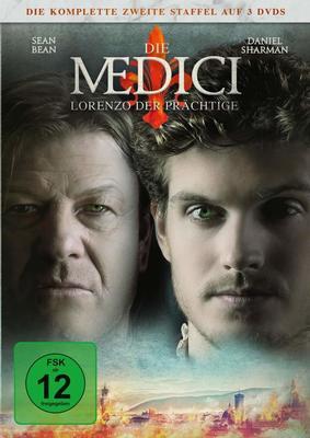 """Lorenzo der Prächtige: Wir verlosen Staffel 2 von """"Die Medici"""" mit Sean Bean auf DVD"""