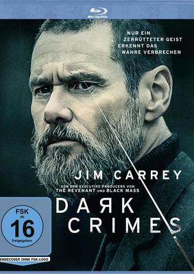 "Jim Carrey mal anders: Wir verlosen den Thriller ""Dark Crimes"" auf BD"