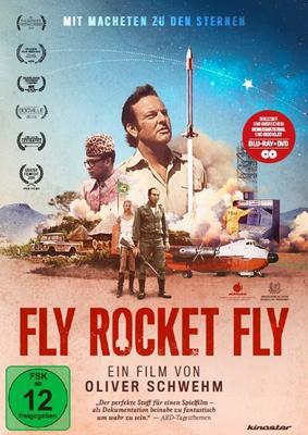 """Eine unglaubliche wahre Geschichte: Wir verlosen die Doku """"Fly, Rocket Fly! - Mit Macheten zu den Sternen"""" im DVD-BD-Doppelpack"""