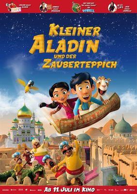 """Zum Kinostart von """"Kleiner Aladin und der Zauberteppich"""" verlosen wir Fanpakete (inkl. Freikarten)"""
