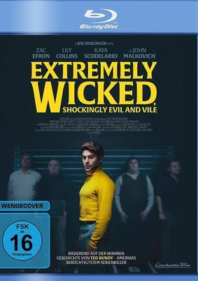 """Zac Efron als Serienkiller: Wir verlosen """"Extremely Wicked, Shockingly Evil and Vile"""" auf BD"""