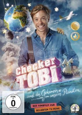 """Nicht nur für die Kleinen interessant: Wir verlosen """"Checker Tobi und das Geheimnis unseres Planeten"""" auf DVD"""