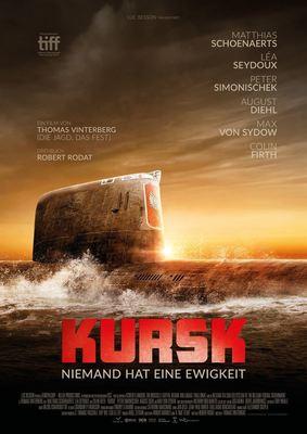 """U-Boot in Not: Wir verlosen zum Kinostart von """"Kursk"""" Freikarten zum Film mit Colin Firth"""
