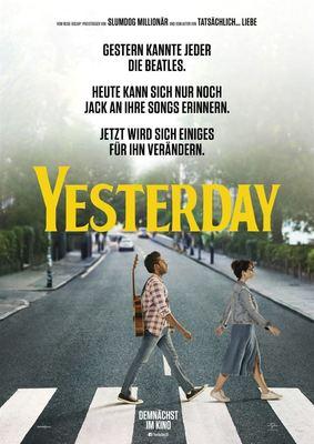 """Wenn Die Beatles plötzlich weg sind: Wir verlosen zum Kinostart von """"Yesterday"""" ein tolles Fan-Paket"""