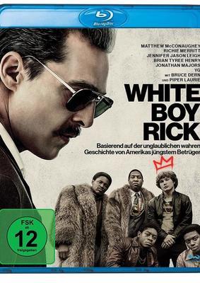 """Matthew McConaughey in Bestform: Wir verlosen """"White Boy Rick"""" auf BD"""