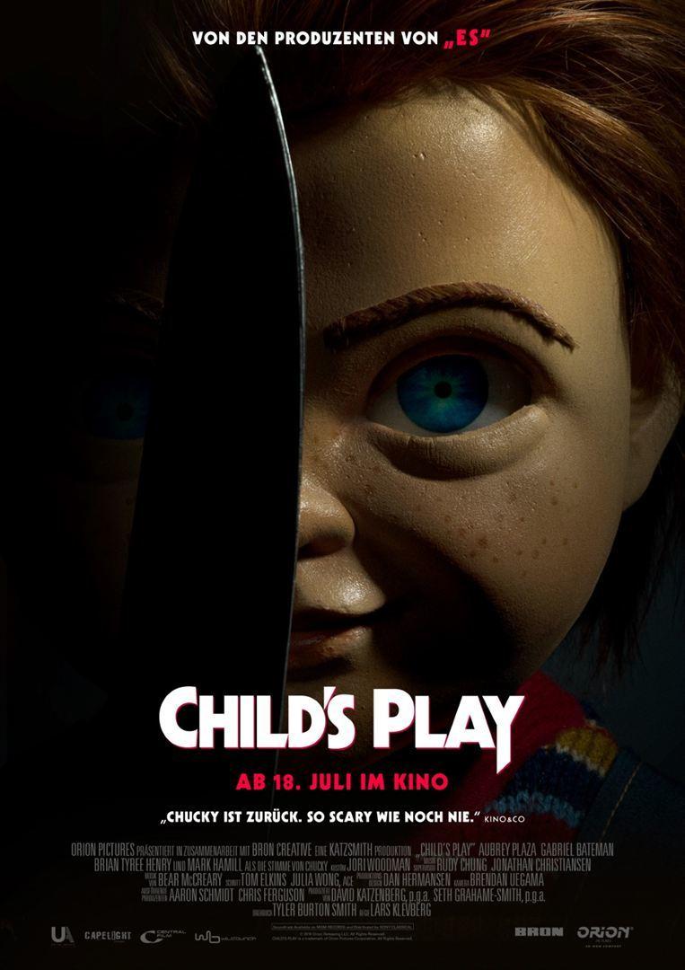 """Die Killerpuppe ist zurück: Wir verlosen zum Horror-Trip """"Child's Play"""" Kinokarten"""