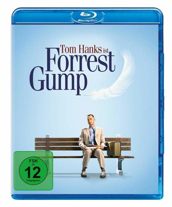 """""""Forrest Gump"""": Wir verlosen den Film auf BD, aber Pralinen gibt's keine"""