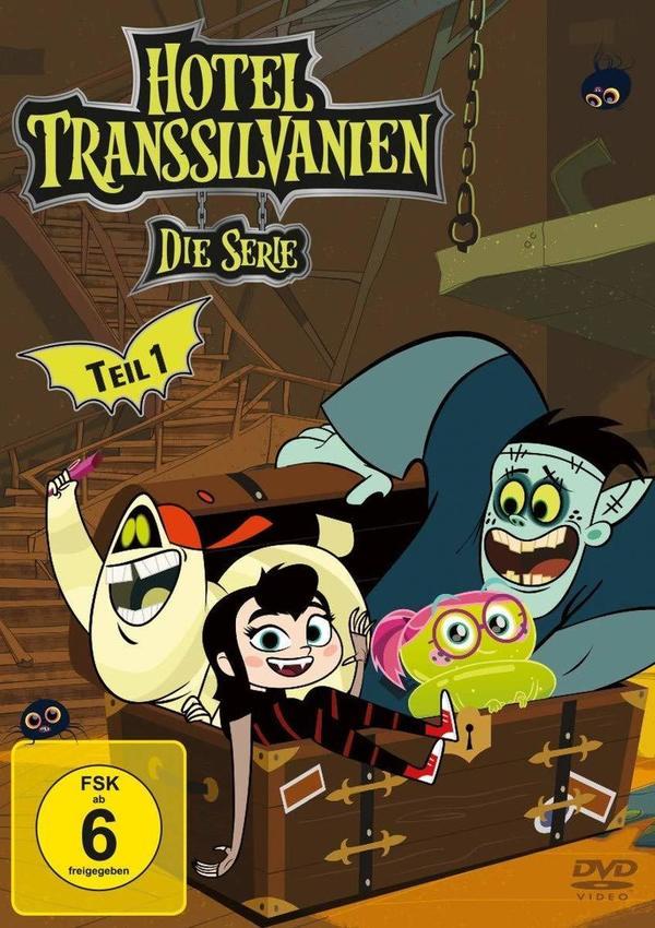 """Perfekt für die Ferien: Wir verlosen Volume 1 von """"Hotel Transsilvanien - Die Serie"""" auf DVD"""