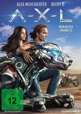 """Der beste Freund des Menschen: Wir verlosen den Sci-Fi-Actioner """"A-X-L - Mein bester Freund 2.0"""" auf DVD und BD"""