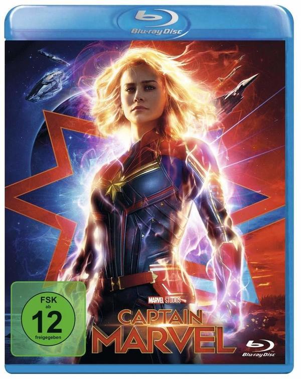 """Der erste Solofilm einer Marvel-Heldin: Wir verlosen zum Start von """"Captain Marvel"""" tolle Fan-Pakete"""